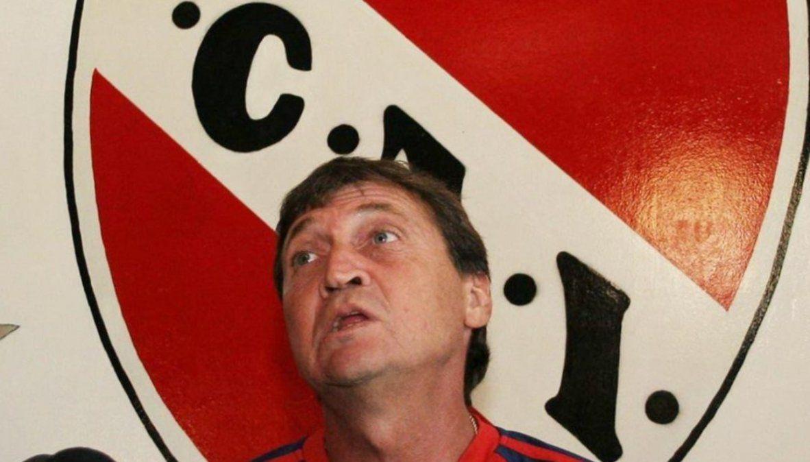 Un emperador llega a Independiente