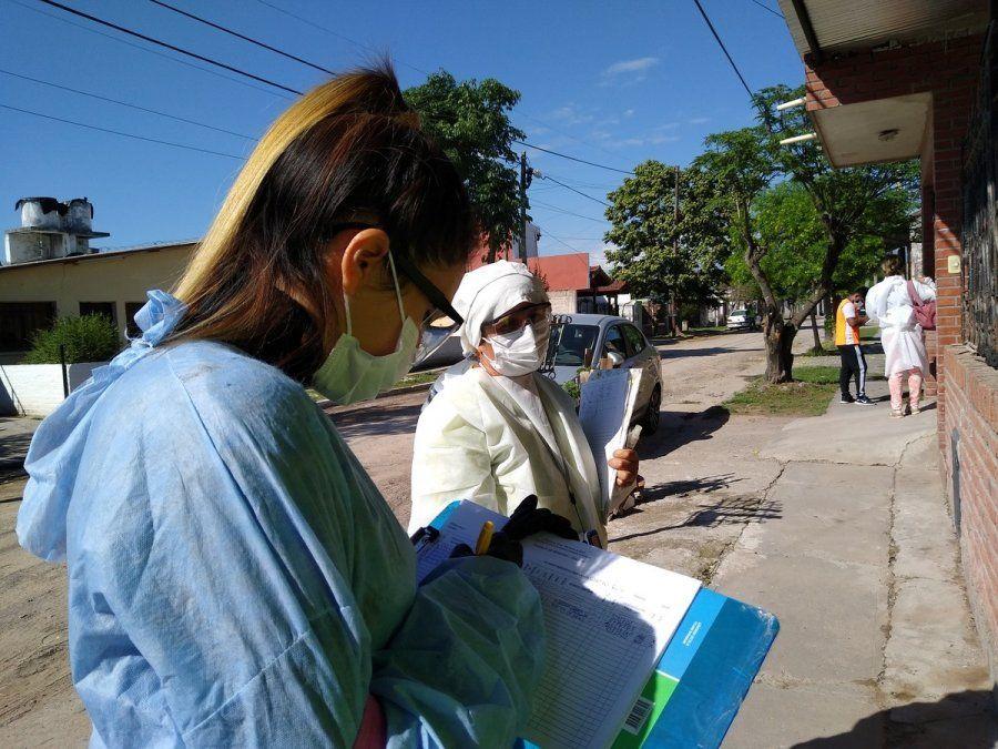 Se registraron 6 muertes y 224 casos nuevos en Jujuy