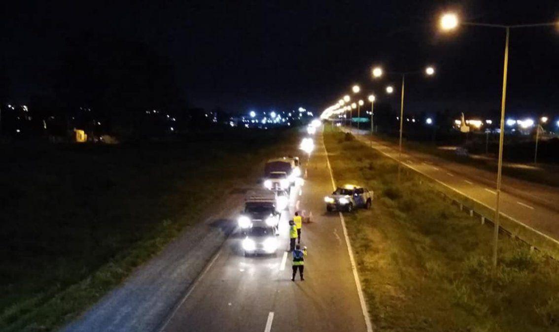 Más de 70 conductores alcoholizados, detenidos y fiestas clandestinas