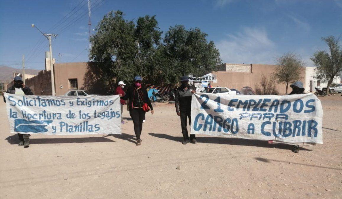 Humahuaca: La Intendenta no abre el diálogo y se agudiza el conflicto