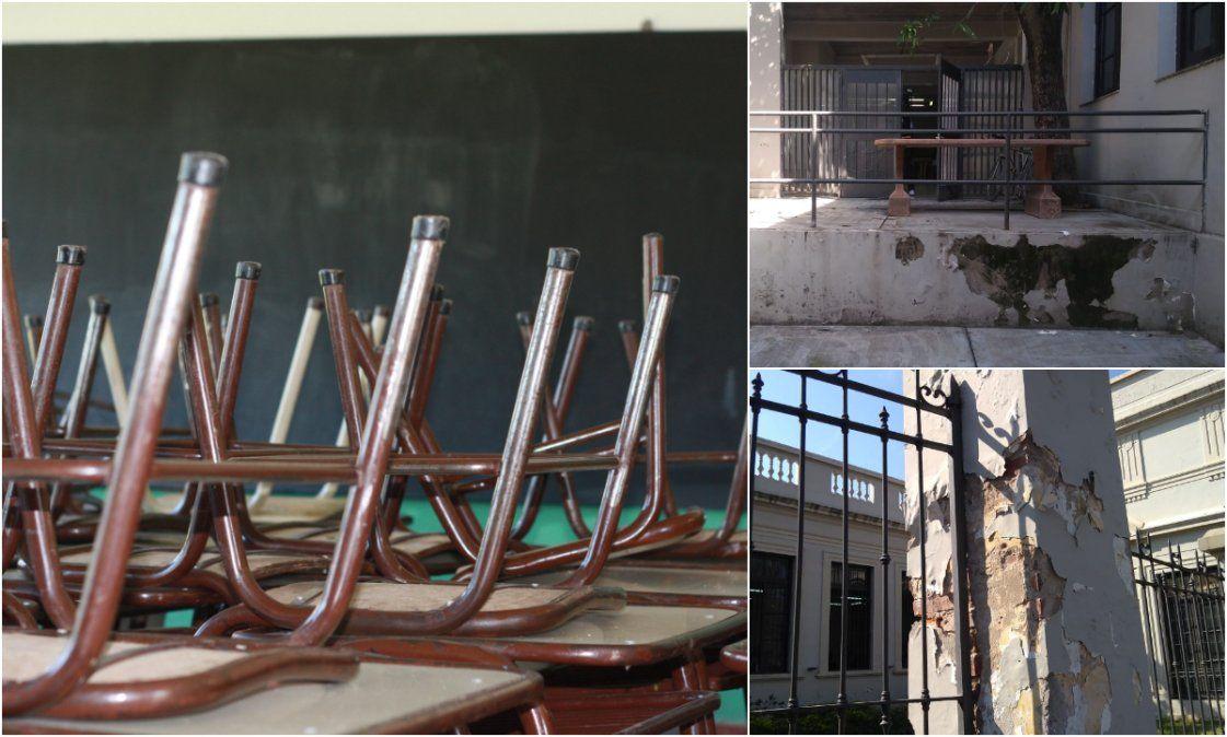 En este estado se encuentran algunas escuelas en el inicio de clases