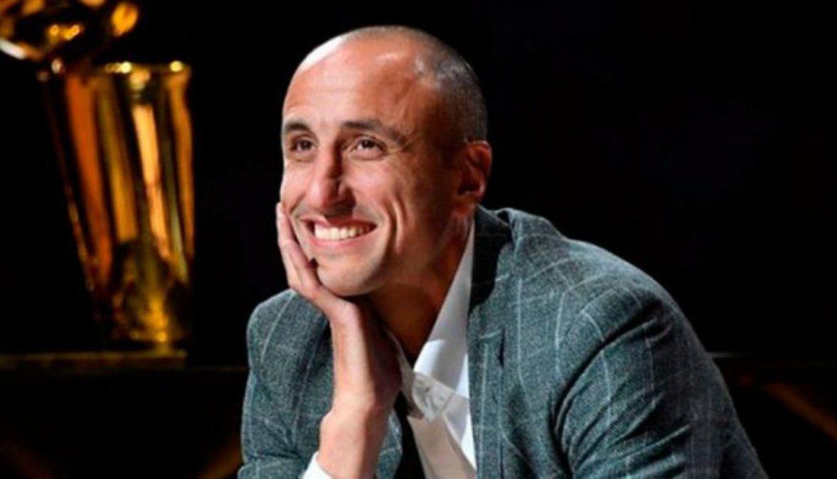 Manu Ginóbili vuelve a los Spurs