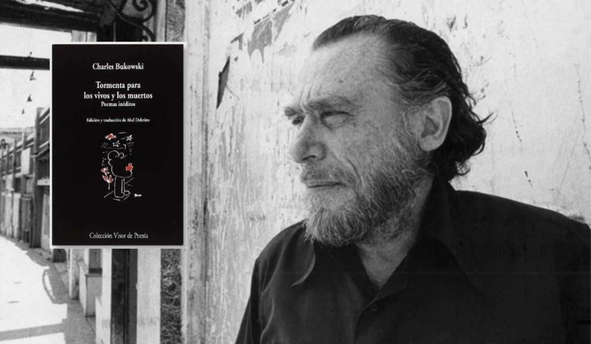 Tormenta para los vivos y los muertos, de Charles Bukowski