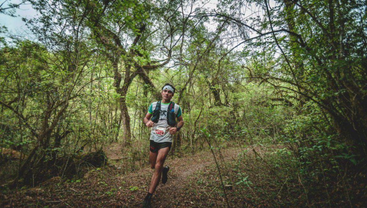 Yamil Manzur y María Pérez, ganadores de los 50km de San Antonio Hard Trail