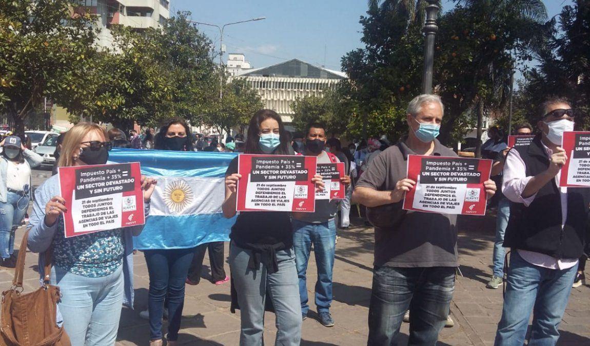 Turismo en crisis: Jujuy se sumó al reclamo en contra de las medidas que golpean al sector