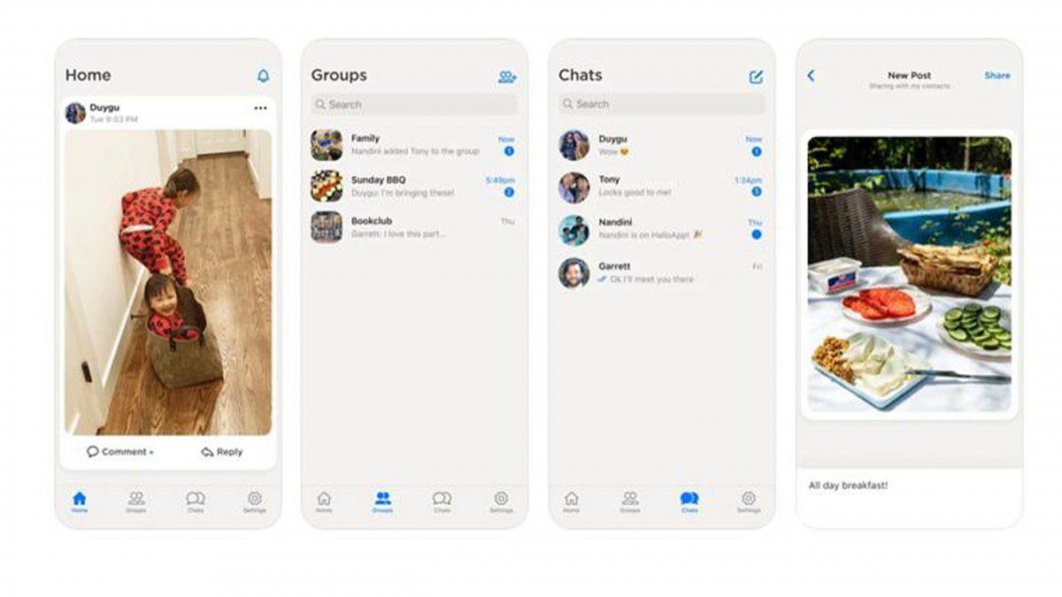 HalloApp, el mensajero creado por exempleados de Facebook que busca derribar a WhatsApp