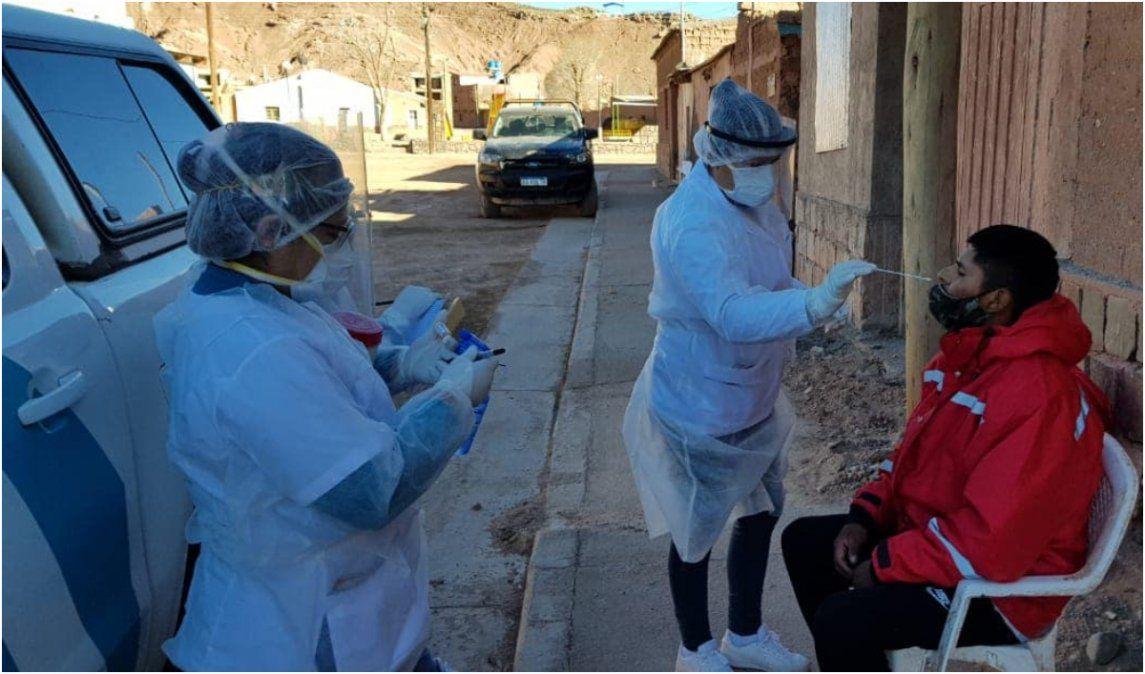 Coronavirus: Jujuy registró 96 nuevos casos y 5 muertes