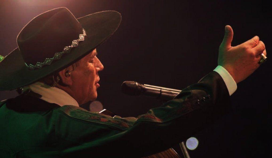 El Chaqueño Palavecino se presenta en Jujuy: Es un privilegio volver a cantar