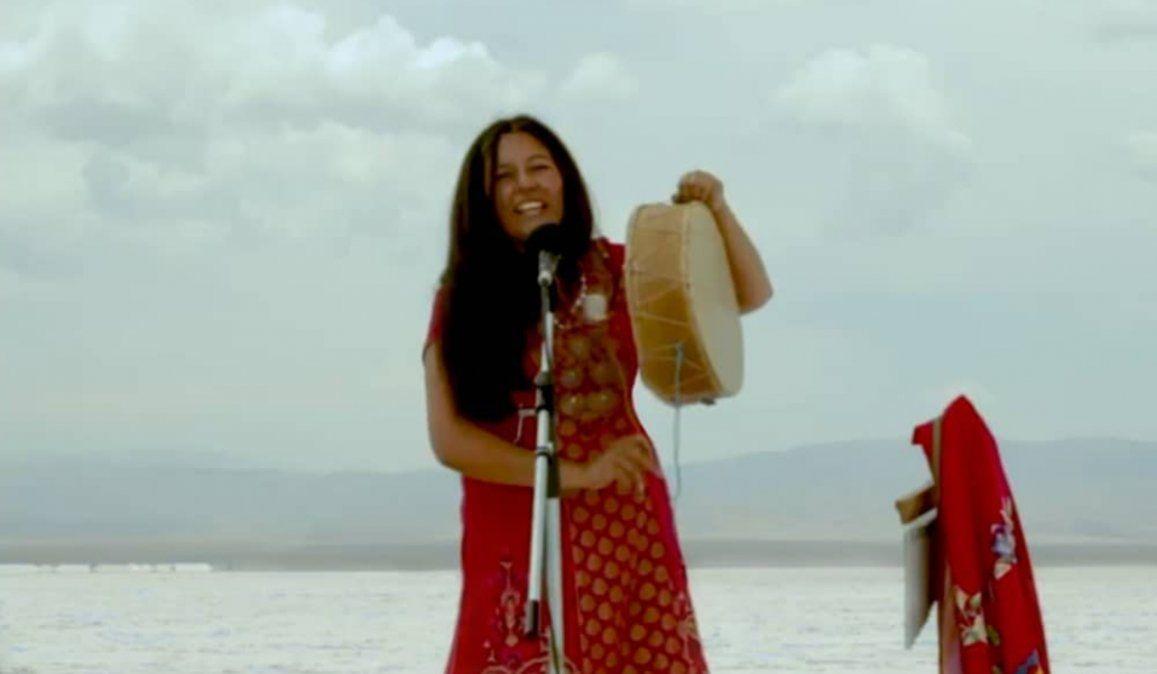 Maryta de Humahuaca presenta impactante concierto por el Día Mundial del Agua