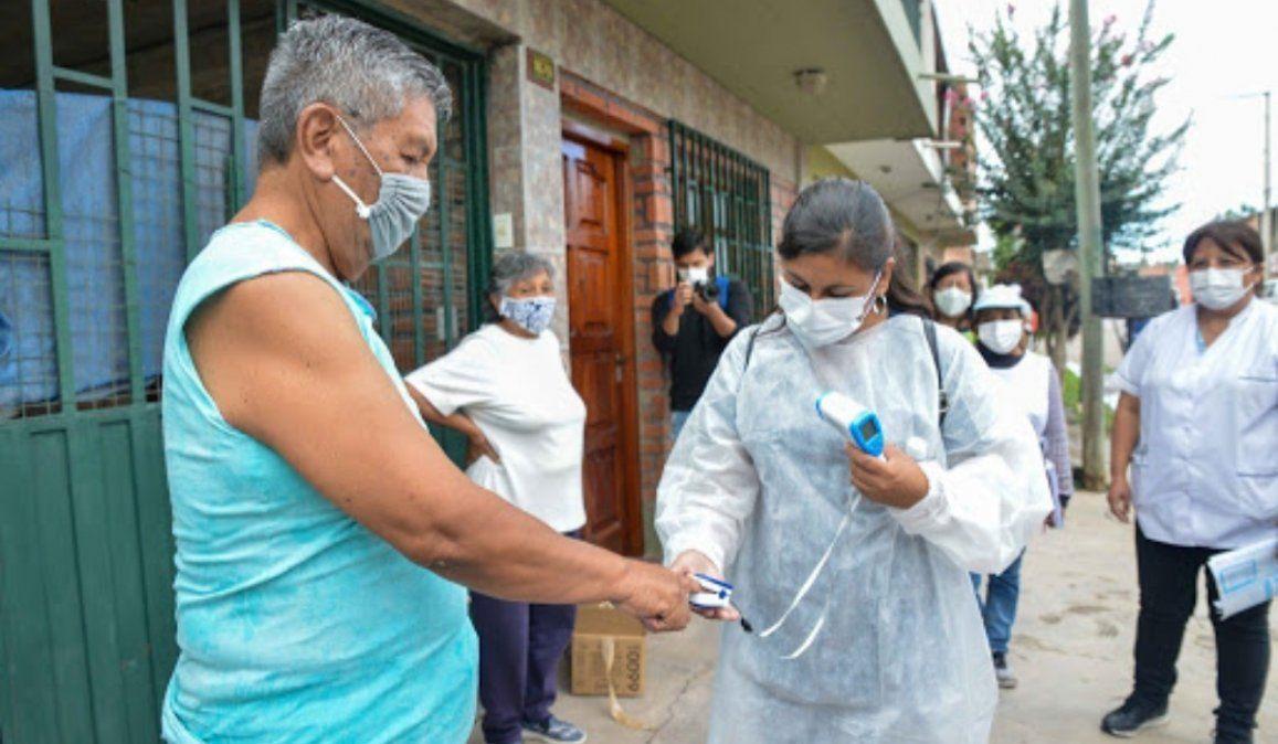 Este domingo fallecieron 2 personas y se detectaron 163 nuevos casos de coronavirus