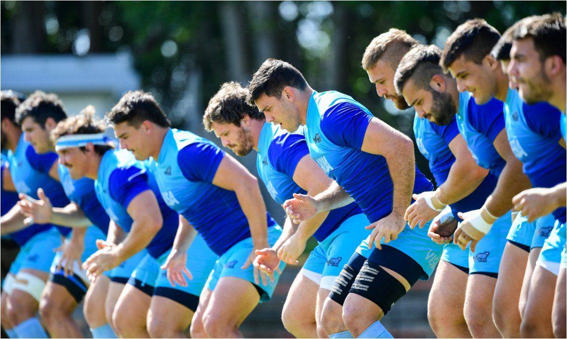 Con un cambio, Los Pumas enfrentan a Australia