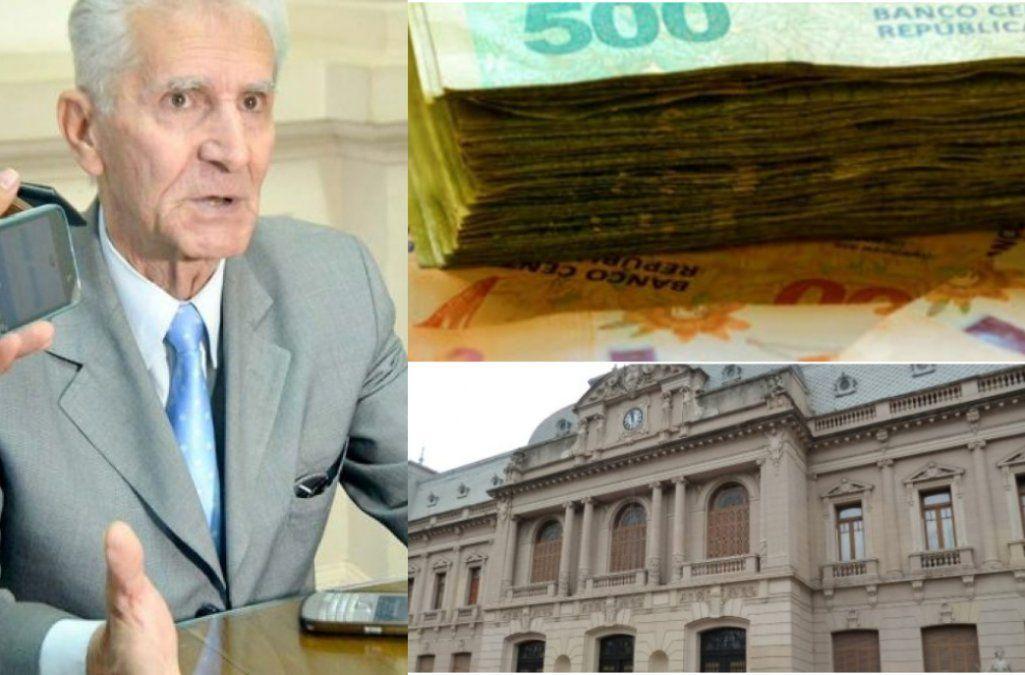 Para Ferreyra, la deuda es impagable