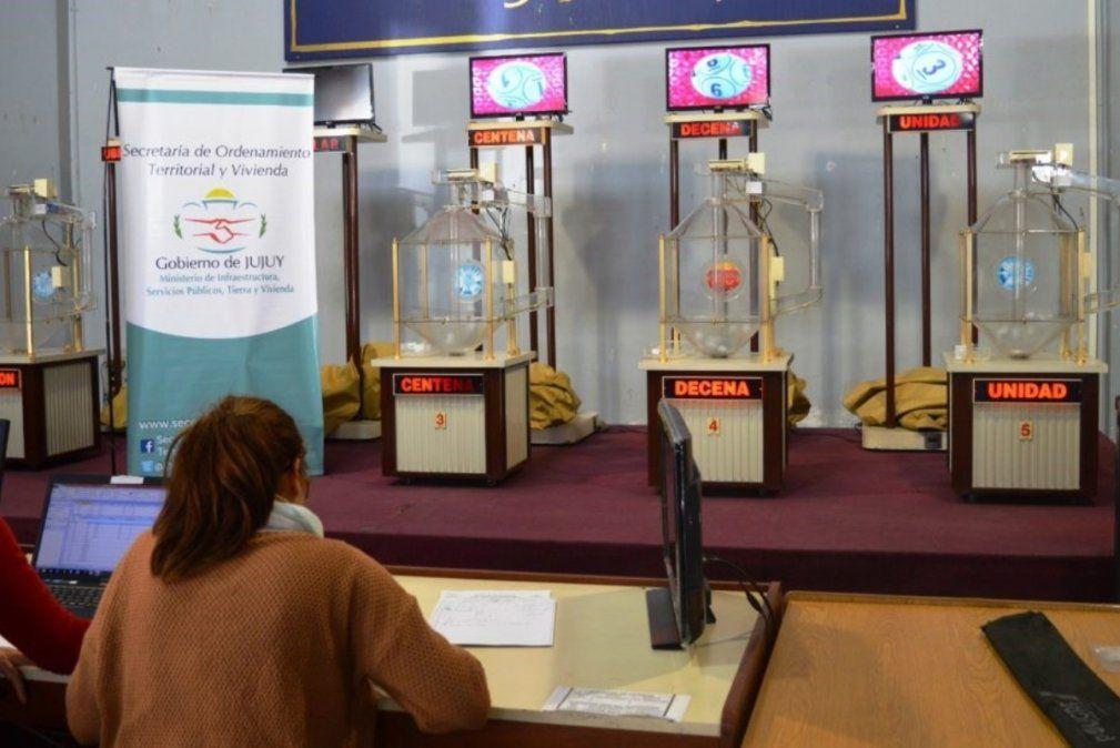 Familias de capital podrán postularse para el sorteo de lotes