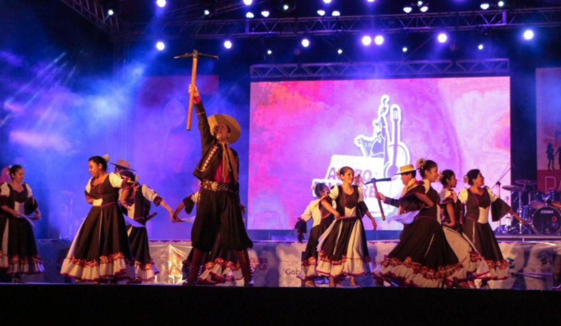 Noche de talentos en Palpalá, inicia el Festival del Pre Acero 2021