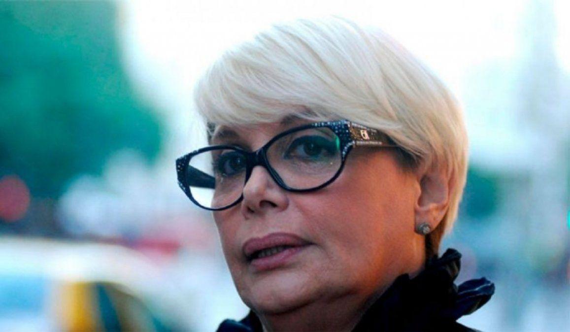 Carmen Barbieri contó que se le apareció la Virgen en terapia intensiva