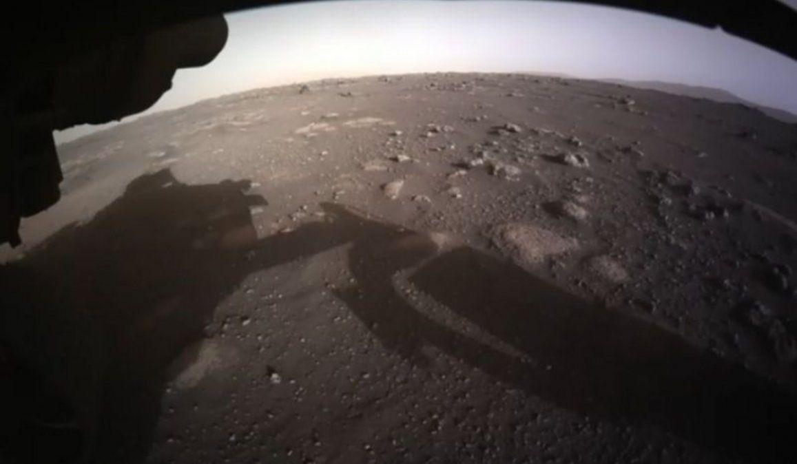 La NASA promete videos del Perseverance para los próximos días