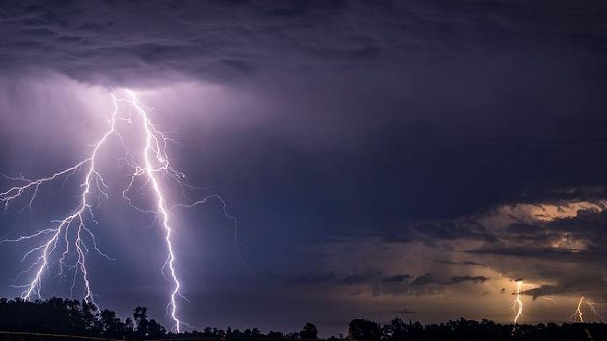 Alerta por tormentas eléctricas y posible caída granizo en la zona este de Jujuy