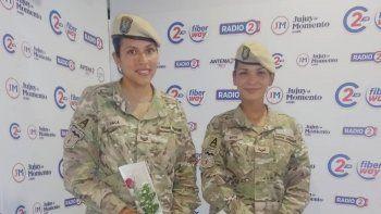 Mujeres protagonistas en el Ejército: