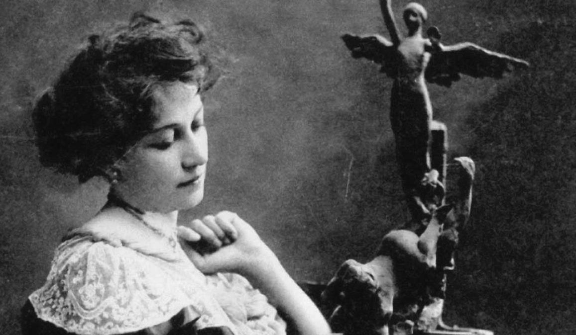 Se cumplen 85 años de la muerte de Lola Mora