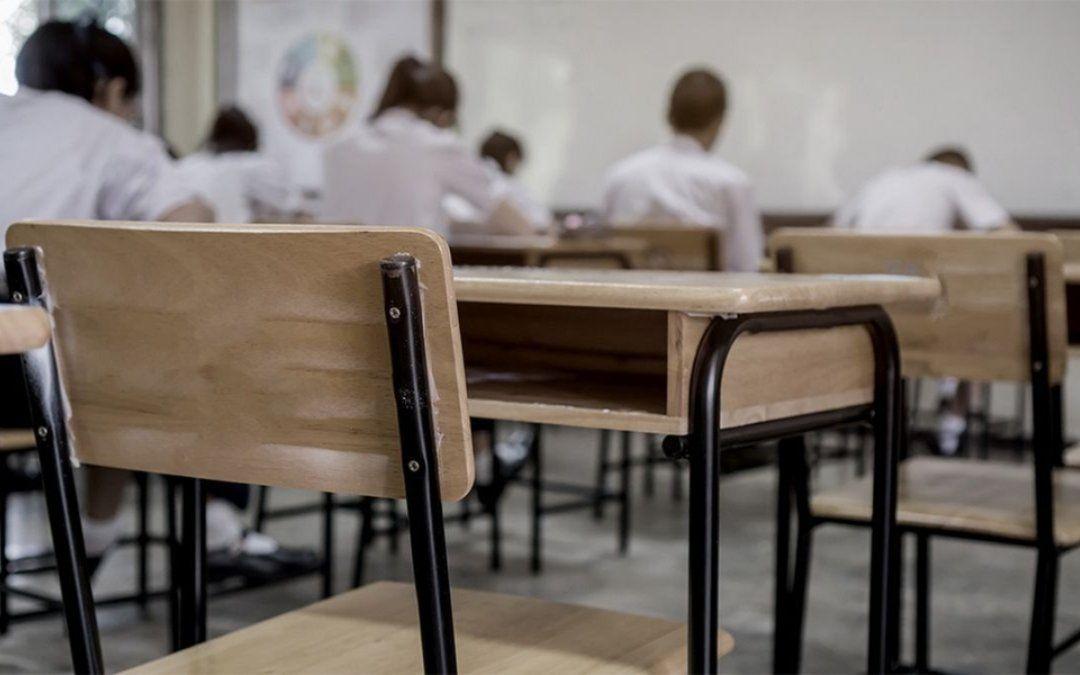 Médico alerta: Los maestros están totalmente desprotegidos