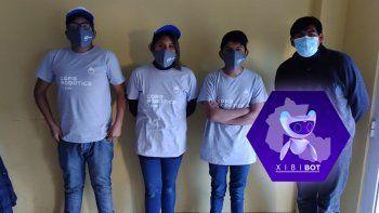 Un equipo de alumnos representará a Jujuy en la Copa Robótica