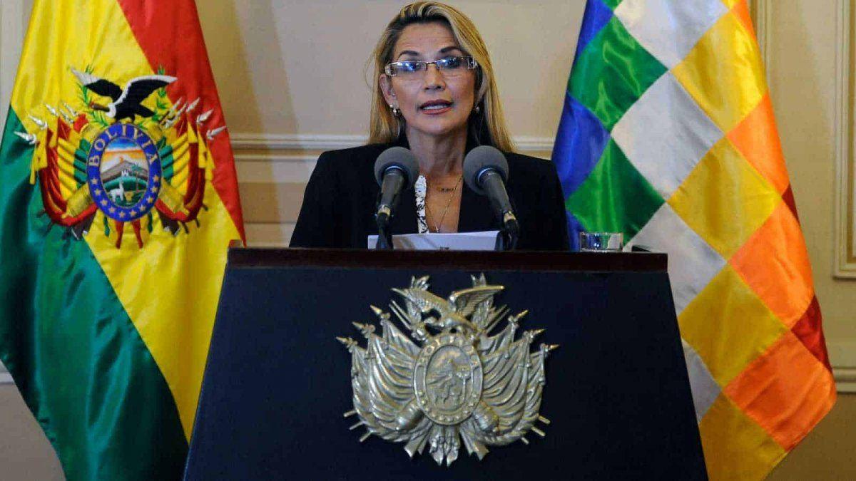 Jeanine Áñez se bajó de su candidatura a la presidencia de Bolivia