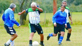 Otra muerte en el fútbol de los veteranos