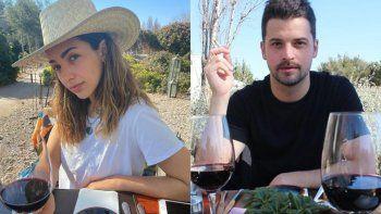Thelma Fardin confirmó que está en pareja con Camilo Vaca Narvaja: