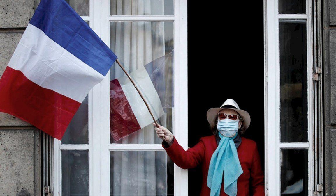 La variante británica ya supone un tercio de los contagios en Francia