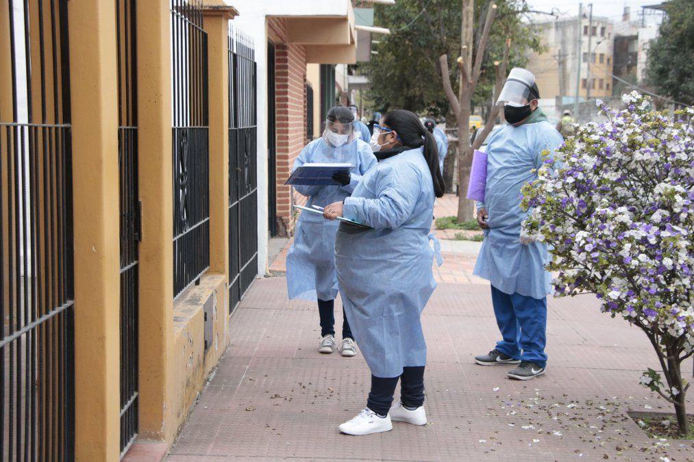 Jujuy registró 101 casos nuevos de coronavirus y 4 muertes más