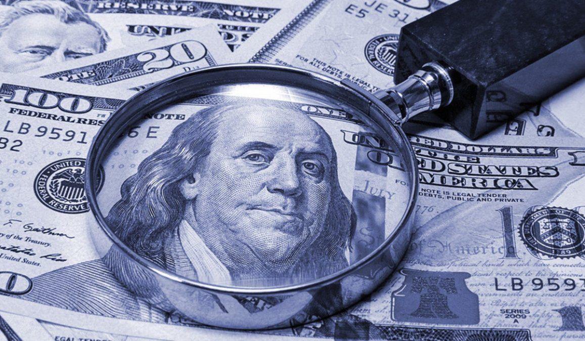 El dólar blue inició la semana sin cambios en su precio