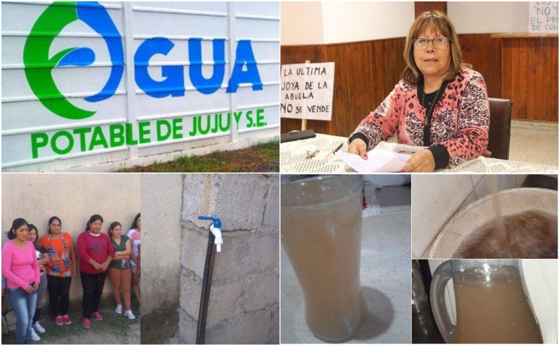Gravísimas denuncias del gremio a la administración de Agua Potable