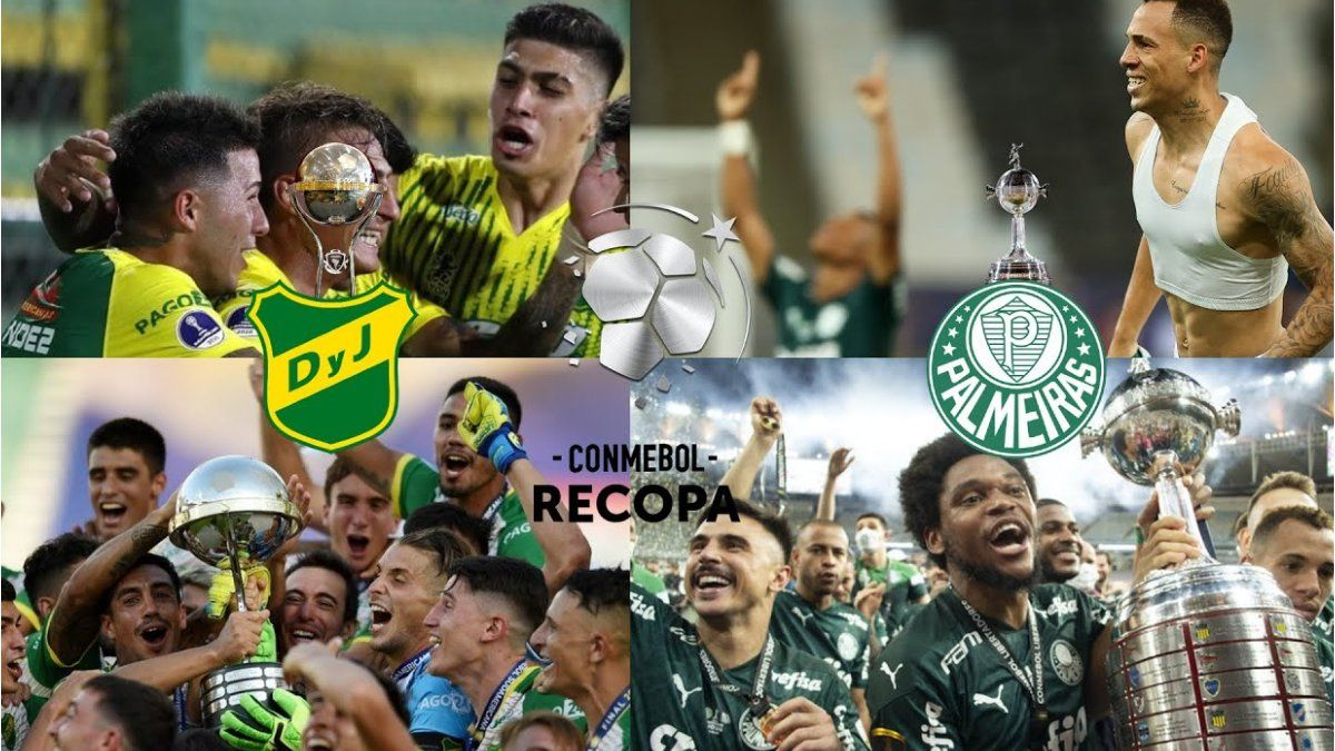 Defensa Y Justicia Vs Palmeiras Con Fecha Confirmada