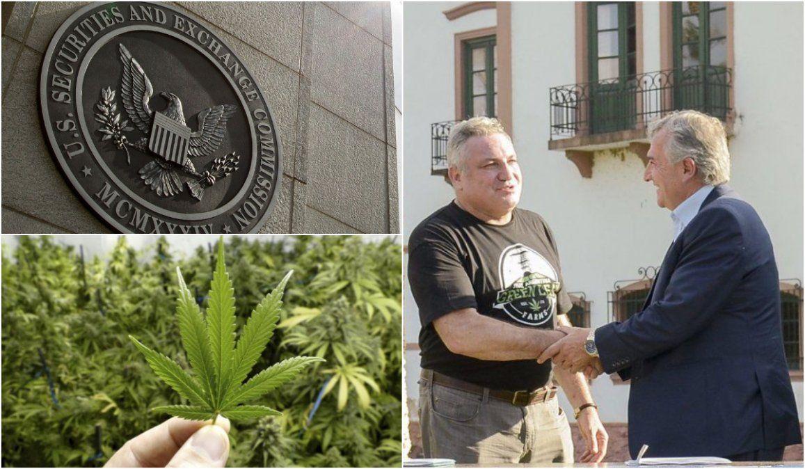 Cannabis medicinal: ¿Quebró el socio norteamericano de Morales?