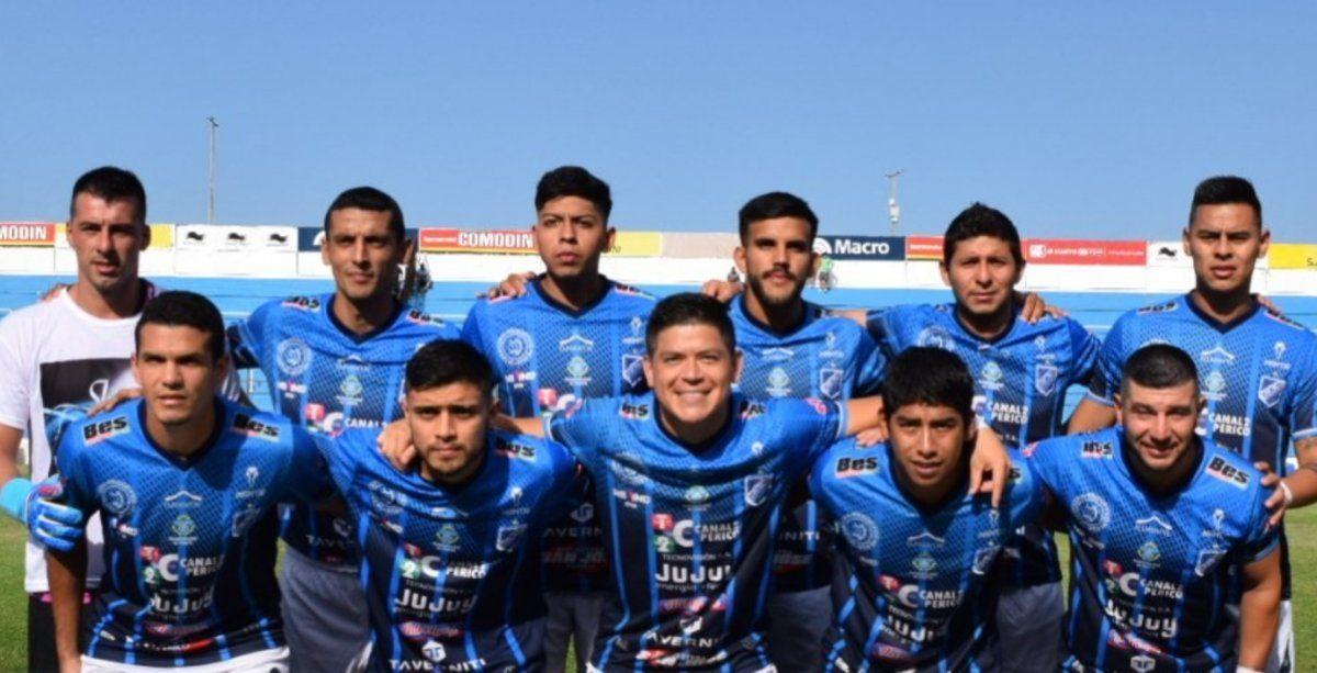 Talleres de Perico se quedó con la final de ida de la Copa Norte