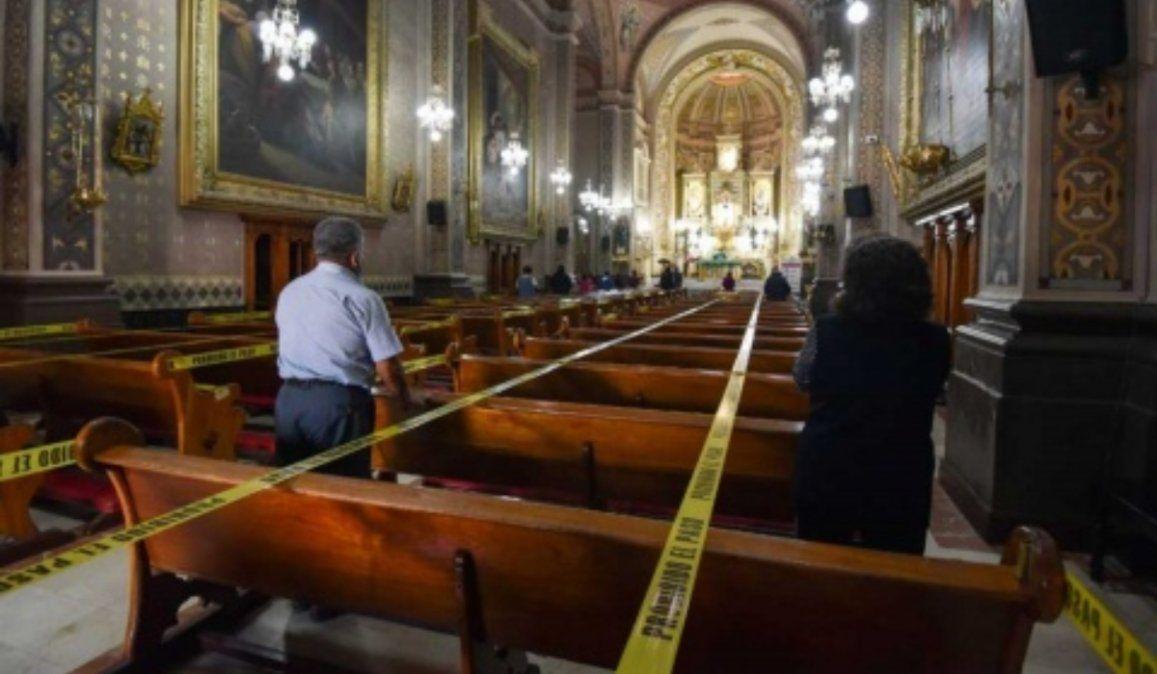 Las iglesias abren al público desde este jueves 1 de octubre