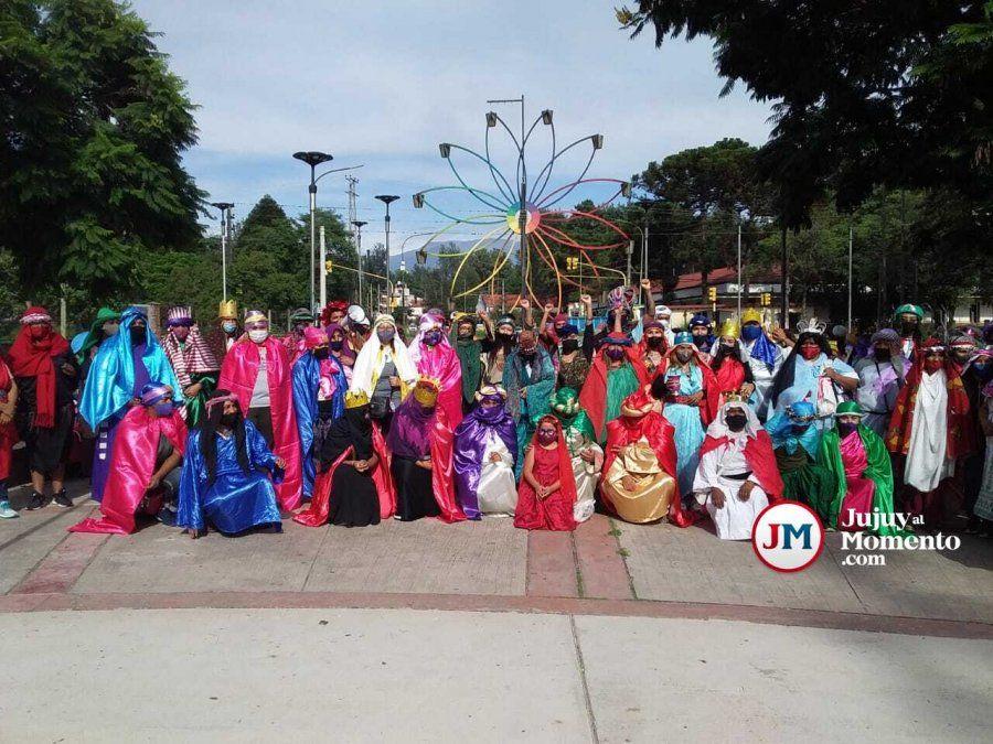 En Jujuy, hasta los reyes magos denuncian la falta de ayuda del gobierno