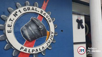 La Técnica de Palpalá suspendió actividades por duelo: falleció otra docente