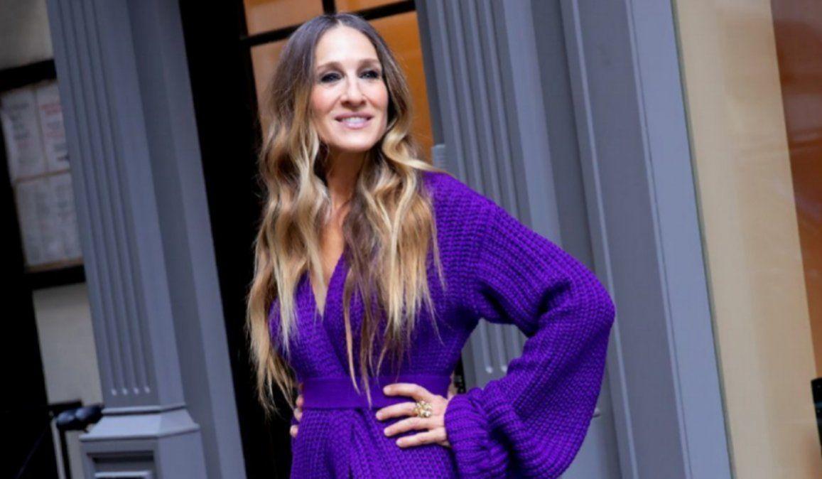 Las lecciones de estilo que han convertido a Sarah Jessica Parker en un icono de moda