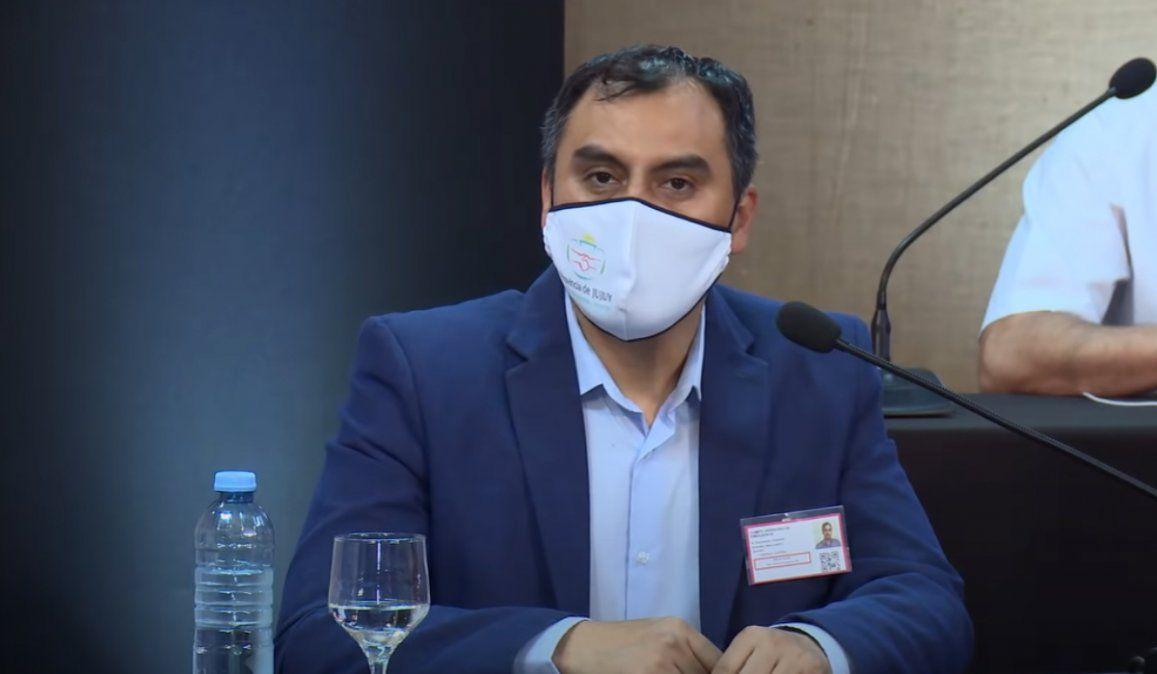 Omar Gutiérrez: Es muy posible una segunda ola, puede durar hasta febrero o marzo