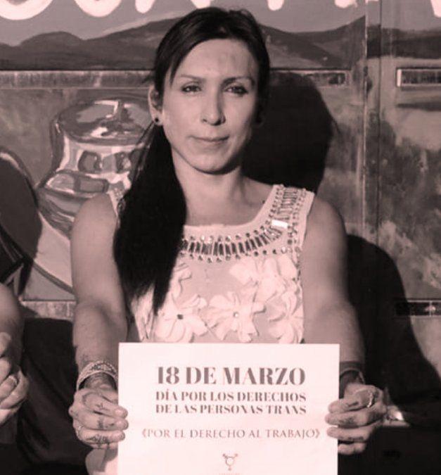Murió Lourdes Ibarra, activista trans y fundadora de Damas de Hierro