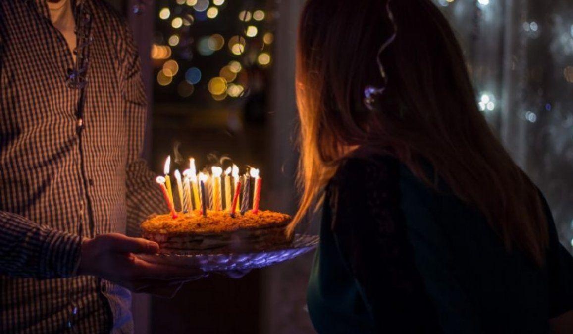 Ritual de cumpleaños para tener buena suerte