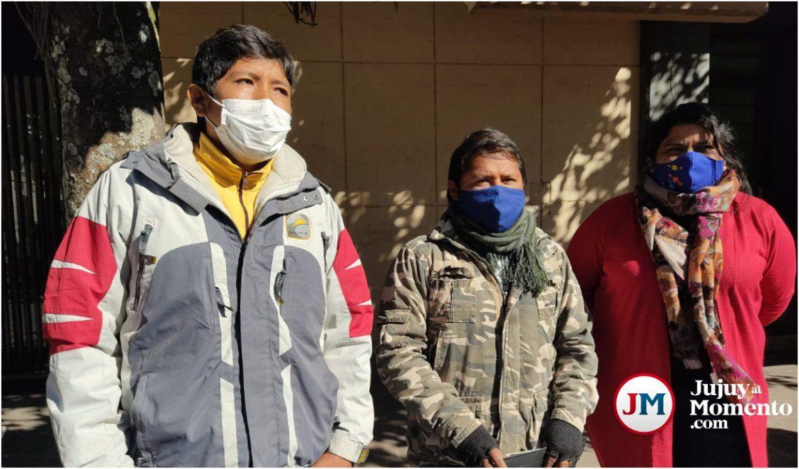 Pequeños productores tabacaleros afectados decidieron reclamar