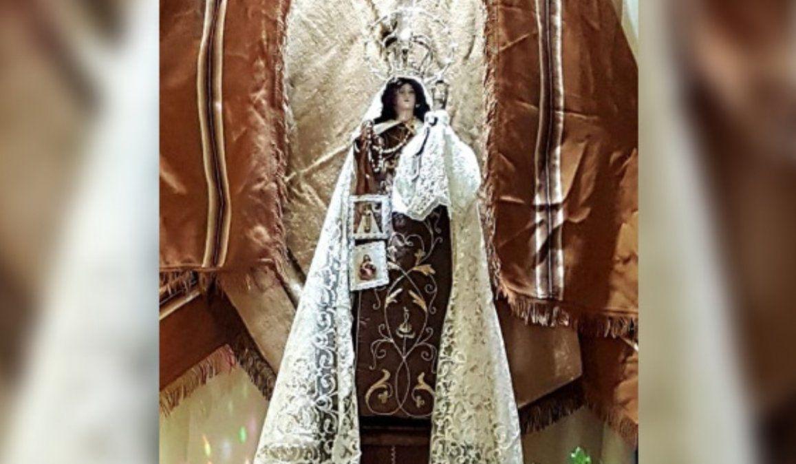 Canal 2 transmite las Fiestas Patronales en Honor a la Virgen de El Carmen