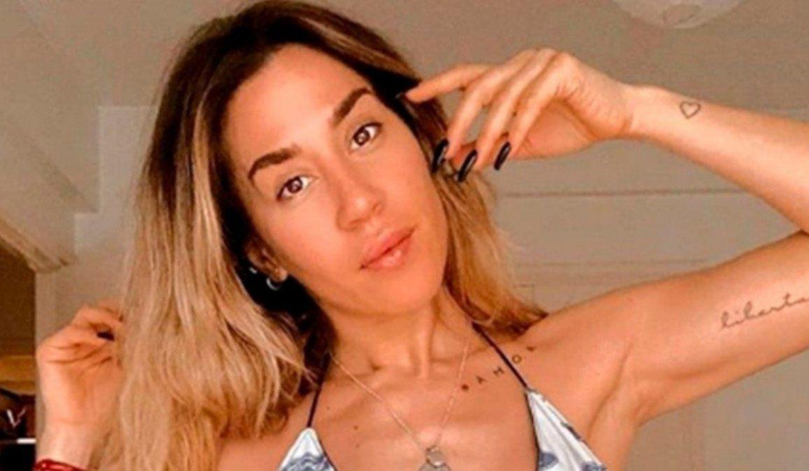 Revelaron por qué Jimena Barón abandonó las redes sociales