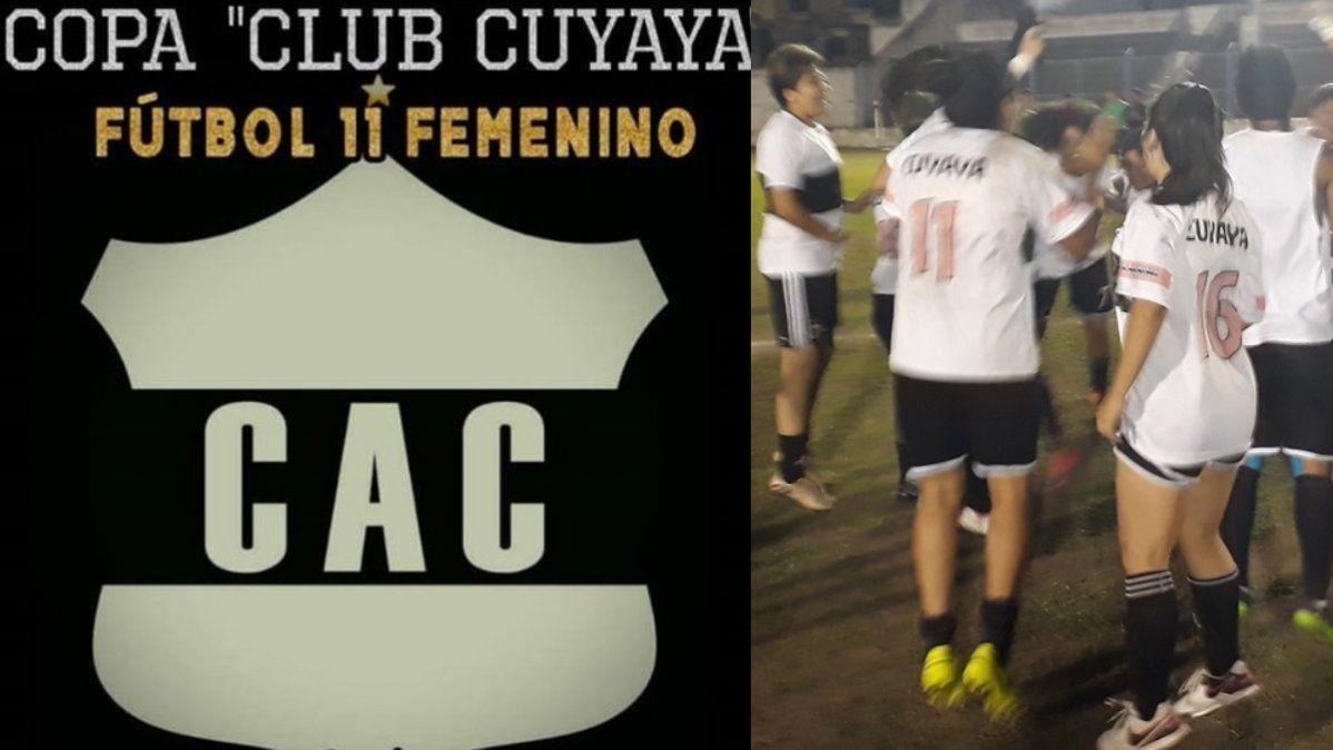 Copa Club Cuyaya