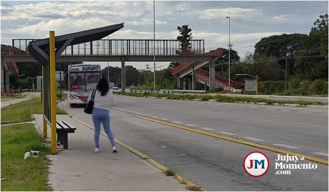 Vecinos cansados piden una línea de transporte que una Río Blanco con Alto Comedero