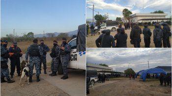Segundo día de rastrillaje en Palpalá: Falta Gabriela Abigail Cruz