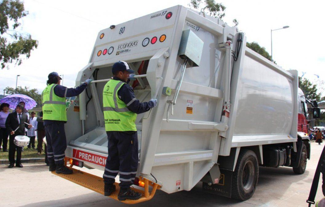 ¡Atención! Modifican el recorrido de la recolección de residuos en Capital