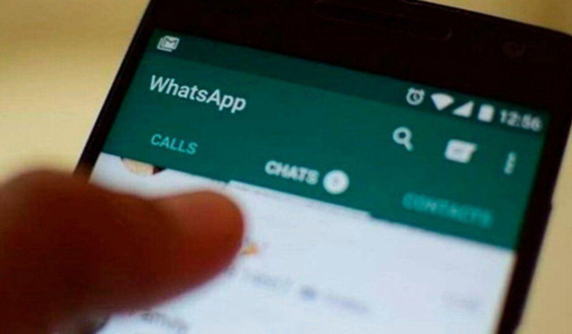 Le robaron la lista de contactos de WhatsApp y estafaron a sus amigos